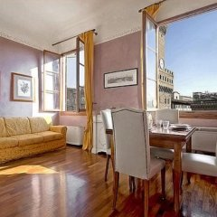 Апартаменты Magic Signoria Apartment Флоренция комната для гостей фото 4