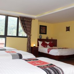 Fansipan View Hotel 3* Люкс с различными типами кроватей фото 17