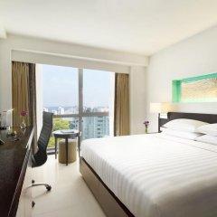 Hotel Jen Maldives Malé by Shangri-La 4* Номер Делюкс с различными типами кроватей фото 6