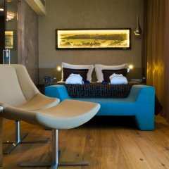 Radisson Blu Hotel Istanbul Asia 5* Стандартный номер с различными типами кроватей