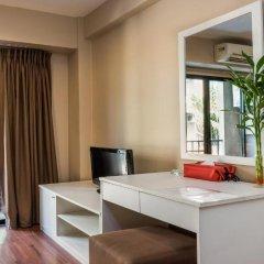 Отель The Cottage Suvarnabhumi 3* Улучшенный номер фото 18