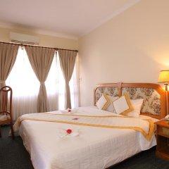Отель Cap Saint Jacques 3* Улучшенный номер с двуспальной кроватью фото 6
