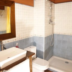Отель Cal Cateri Бельвер-де-Серданья ванная