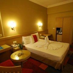 SV Business Hotel Diyarbakir 4* Стандартный номер фото 2