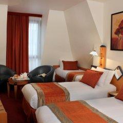 Отель Opera Cadet 4* Стандартный номер с различными типами кроватей фото 2