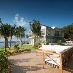 Отель MerPerle Hon Tam Resort 5* Номер Делюкс с различными типами кроватей фото 15