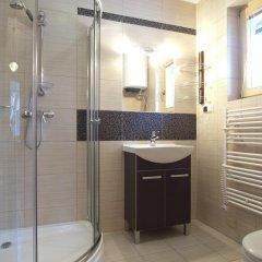 Отель Regionalny Domek pod Skocznią ванная