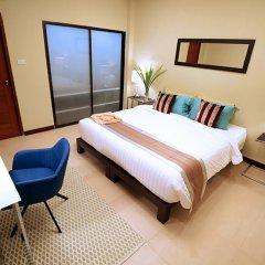 Отель PHUKET CLEANSE - Fitness & Health Retreat in Thailand Номер категории Премиум с двуспальной кроватью фото 39