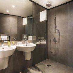 Отель Albe Saint Michel Париж ванная