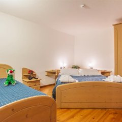 Hotel Lo Scoiattolo 4* Апартаменты с различными типами кроватей фото 2