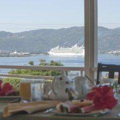 Отель Polkerris Bed & Breakfast Ямайка, Монтего-Бей - отзывы, цены и фото номеров - забронировать отель Polkerris Bed & Breakfast онлайн балкон