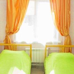 Хостел Миллениум Номер Эконом с 2 отдельными кроватями фото 6