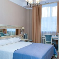 Гостиница Троя Вест 3* Стандартный номер с 2 отдельными кроватями фото 4