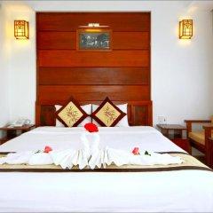 Kiman Hotel 3* Номер Делюкс с двуспальной кроватью фото 7