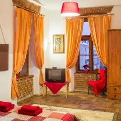 Гостиница Historical Center of Lviv комната для гостей
