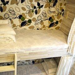 Хостел Казанское Подворье Кровать в мужском общем номере с двухъярусной кроватью фото 9