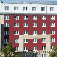 Отель NH Berlin Potsdamer Platz Германия, Берлин - 1 отзыв об отеле, цены и фото номеров - забронировать отель NH Berlin Potsdamer Platz онлайн парковка
