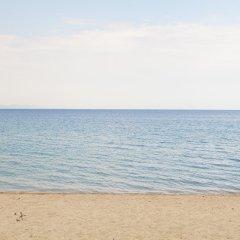 Отель Enalia Villas пляж фото 2
