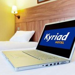 Отель KYRIAD PARIS EST - Bois de Vincennes 3* Улучшенный номер с различными типами кроватей фото 2