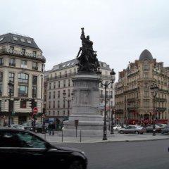 Отель Milan-StLazare Франция, Париж - отзывы, цены и фото номеров - забронировать отель Milan-StLazare онлайн