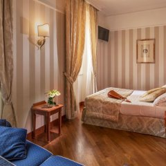 Отель Albergo Ottocento 4* Стандартный номер с различными типами кроватей фото 5