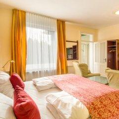 Отель Villa Waldfrieden 3* Стандартный номер с различными типами кроватей