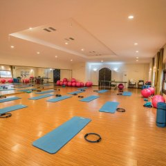 Bodrum Maya Hotel фитнесс-зал