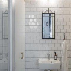 Отель CPH Boutique Hotel Apartments Дания, Копенгаген - отзывы, цены и фото номеров - забронировать отель CPH Boutique Hotel Apartments онлайн ванная фото 2