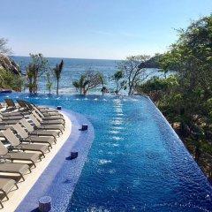 Отель Isla Natura Beach Huatulco бассейн фото 2