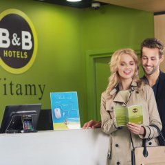 Отель B&B Hotel Lódz Centrum Польша, Лодзь - отзывы, цены и фото номеров - забронировать отель B&B Hotel Lódz Centrum онлайн интерьер отеля фото 3