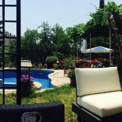 Отель Efos Bungalows Болгария, Св. Константин и Елена - отзывы, цены и фото номеров - забронировать отель Efos Bungalows онлайн бассейн фото 3