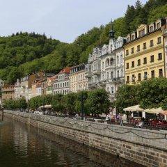 Отель Palacky Чехия, Карловы Вары - 1 отзыв об отеле, цены и фото номеров - забронировать отель Palacky онлайн приотельная территория