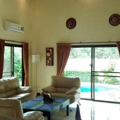 Отель Baan Chai Nam 3* Вилла с различными типами кроватей фото 31