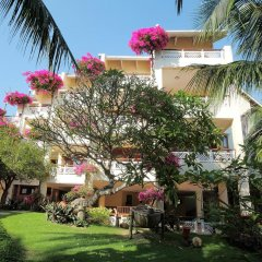 Отель Sai Gon Mui Ne Resort 4* Стандартный номер с различными типами кроватей фото 4