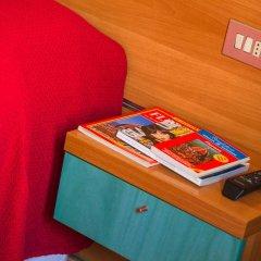 Hotel Villa Il Castagno 2* Стандартный номер с различными типами кроватей фото 8