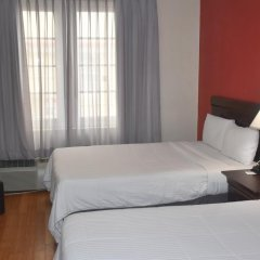 South Beach Plaza Hotel 3* Стандартный номер с различными типами кроватей фото 8