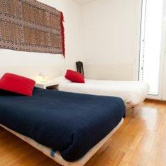 Отель Penthouse Vallespir Испания, Барселона - отзывы, цены и фото номеров - забронировать отель Penthouse Vallespir онлайн комната для гостей фото 5