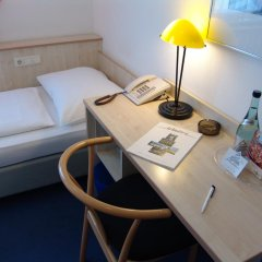 Enjoy Hotel Berlin City Messe 2* Стандартный номер фото 3