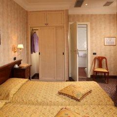 Hotel Condotti 3* Стандартный номер с двуспальной кроватью фото 13