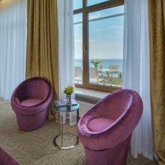 Гостиница Panorama De Luxe 5* Полулюкс разные типы кроватей фото 6