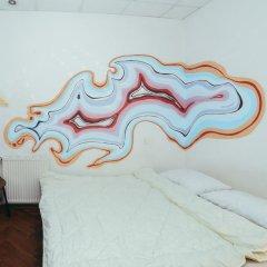 Art Hostel Стандартный номер с двуспальной кроватью (общая ванная комната) фото 4