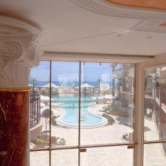Отель Golden Rainbow Beach Aparthotel Солнечный берег бассейн