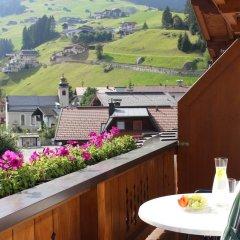 Отель Am Dörfl балкон