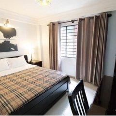 Nguyen Khang Hotel 2* Номер Делюкс с двуспальной кроватью