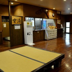 Отель Tabinoyado Asonoyu Минамиогуни интерьер отеля