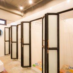 Bloo Hostel Кровать в общем номере