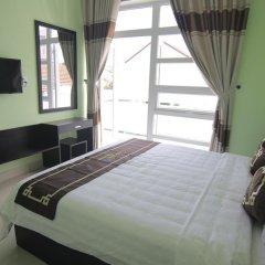 Отель Chau Plus Homestay 3* Стандартный номер с различными типами кроватей фото 2