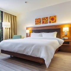 Гостиница Hilton Garden Inn Краснодар (Хилтон Гарден Инн Краснодар) 4* Стандартный номер разные типы кроватей фото 3