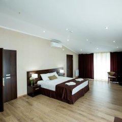 Гостиница Аллегро комната для гостей фото 4