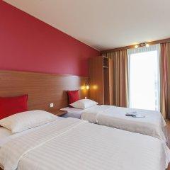 Star Inn Hotel Frankfurt Centrum, by Comfort 3* Стандартный номер с 2 отдельными кроватями фото 4